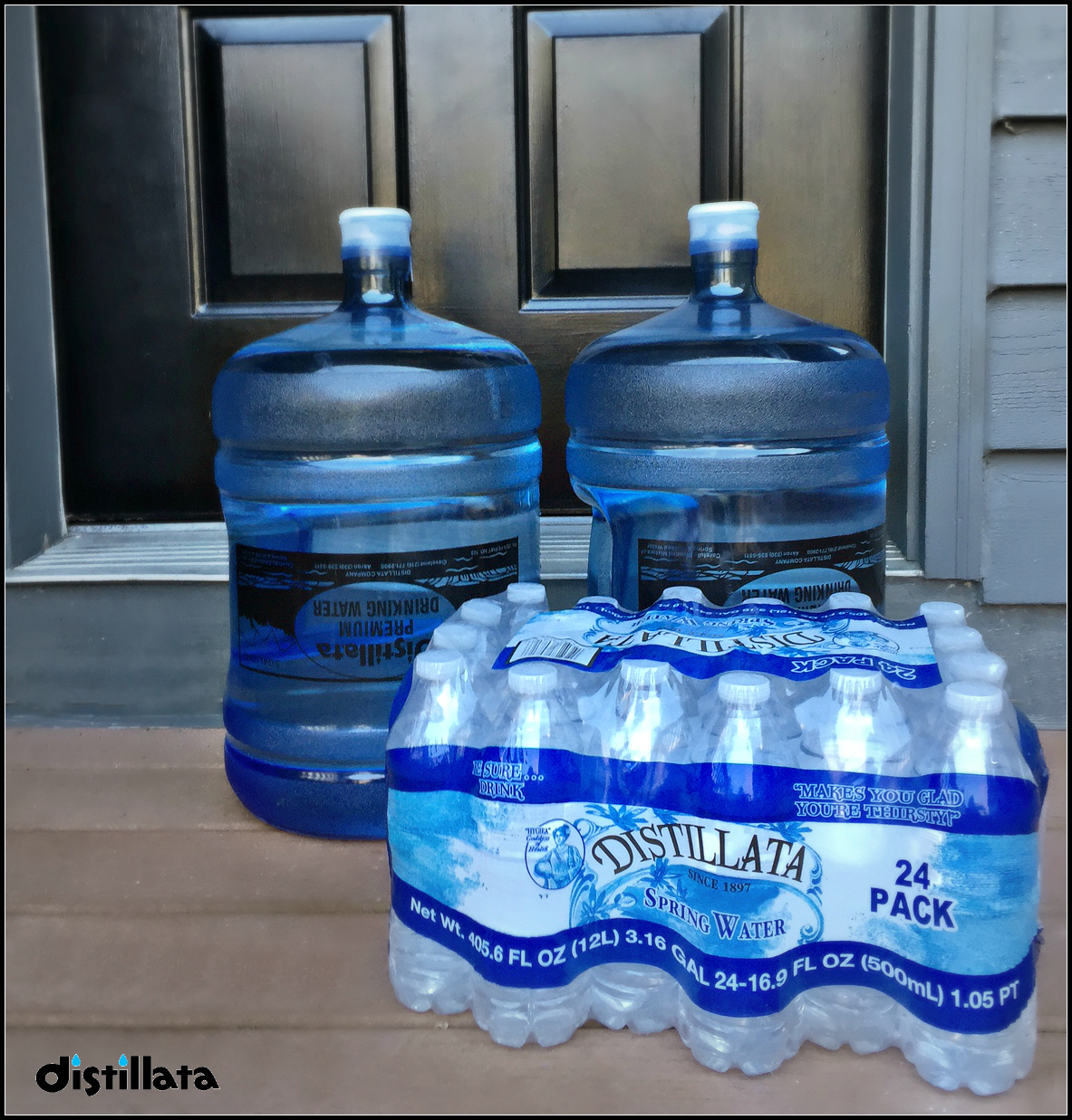 in home water delivery