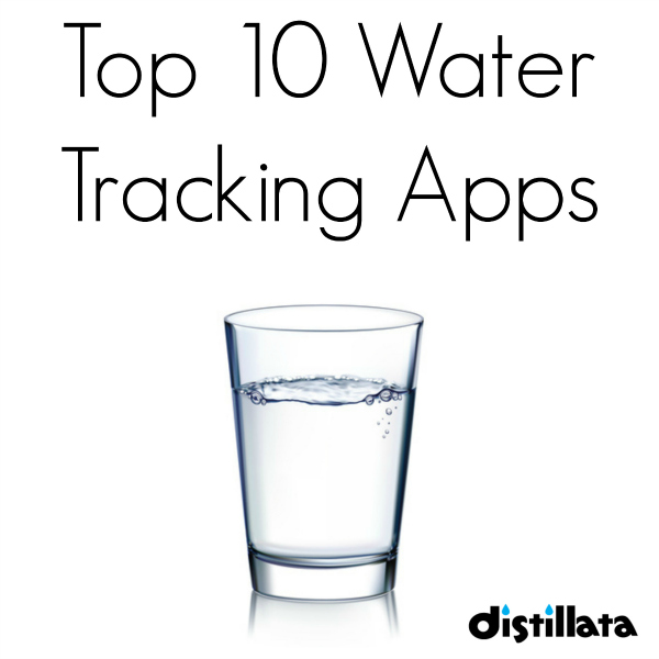 water tracking apps