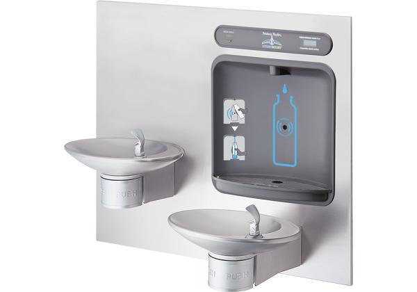 Water Fountain Fill Station
